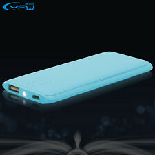 Ultra Thin Slim Power Bank Mini Portable Charger 5000 mAh for iPhone Samsung HTC