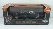 Highway 61 1950-51 Studebaker Custom Coupe Black 1:18 Scale Diecast in Box
