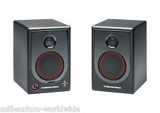 "CERWIN VEGA XD4 PAIR - POWERED DESKTOP SPEAKERS / 4"" / ACTIVE Authorized Dealer"
