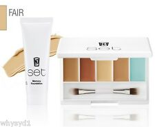 NP Set Memory Foundation fair & Concealer set 1 New Same day shipping rrp 74