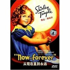 Now and Forever - UK Region 2 Compatible DVD Shirley Temple, Gary Cooper NEW