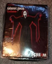 Ghost Face Costume - Scream 4