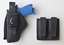 Holster & Magazine Pouch Combo for MAKAROV 9X18 & 380 Autos