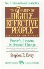 The 7 Habits of Highly Effective People Covey, Stephen R. Audio Cassette