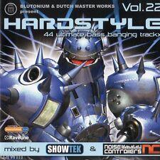 Hardstyle Vol. 22 - 2CD - NEUWERTIG - HARDCORE HARDSTYLE HARDBASS