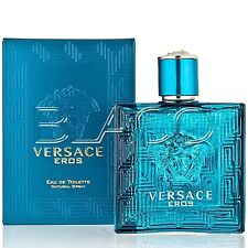 VERSACE  EROS POUR HOMME EDT NATURAL SPRAY - 50 ml