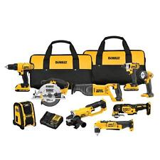 DEWALT DCK940D2 20V MAX Lithium-Ion 9-Tool Combo Kit Drill Impact - BRAND NEW !!