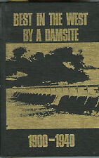 Bassano History / Genealogy Canada - Best In The West By A Damsite 1900-1940