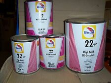 Glasurit 22 Line  22-M60   3.5 litre  HS Solid Colour Tinter    BASF