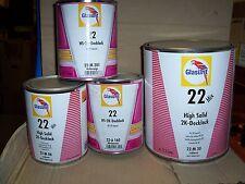 Glasurit 22 Line  522-M00   3.5 litre  Mixing Clear    BASF  Extender
