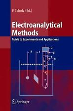 Electroanalytical Methods: Guide to Experiments and Applications-ExLibrary