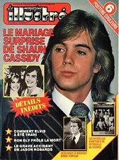 French mag 80: SHAUN CASSIDY_MELISSA SUE ANDERSON_IAN OGILVY_DICK SARGENT
