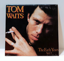 TOM WAITS The Early Years, Vol. 2 180-gram VINYL LP Sealed Volume Two