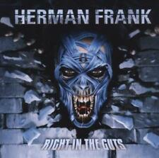 Frank,Herman - Right in the Guts - CD