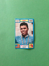 Album Olympia 1896-1972 Figurina N°208 Cassius Clay RARA removed from the album