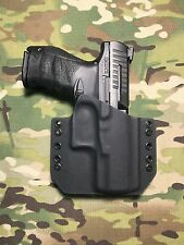 Black Kydex Walther PPQ M2 9mm/.40 Holster
