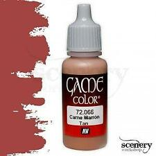 Vallejo Game Color:Tan Paint ( 17 ml ) Val 72066