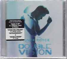 SEALED - Prince Royce CD Double Vision DELUXE VERSION 16 Tracks BRAND NEW