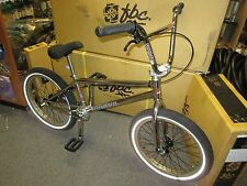"FIT ALL CHROME PRO BMX BIKE custom 21"" Long 9t Cassette HARO S&M CULT GT SE NEW"