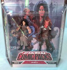 QUINLAN VOS & VILMARH GRAHRK~ Star Wars COMIC PACKS~ Expanded Universe~MOC~ 2007