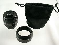 NIKON AF-D Nikkor AFD 1,8/85 85 85mm F1,8 1,8 fast aperture lichtstark HN-23 top