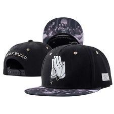 Unisex Bboy Hiphop Baseball Mütze Snapback Basecap Hute Stickerei Kappe Neu