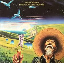 VAN MORRISON - Hard Nose The Highway (LP) (VG/G)