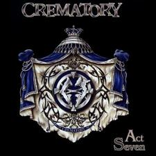 CREMATORY - ACT SEVEN (DIGIBOOK LIMITED) nightwish death