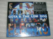 GOTA & THE LOW DOG JAPAN CD BERNIE WORRELL ACID JAZZ SEALED