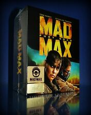 MAD MAX FURY ROAD HDZETA TRIPLE BOX SET BLU RAY STEELBOOK * ALL MATCHING NUMBERS