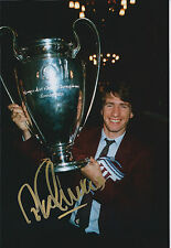 Gordon COWANS Signed Photo AFTAL COA Autograph European Cup RARE Aston Villa