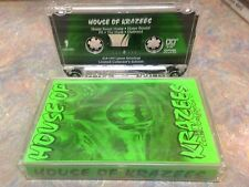 HOUSE OF KRAZEES COLLECTORS EDITION 97 GREEN RARE CASSETTE TAPE twiztid icp rap