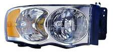 New Dodge RAM 1500 / 2500 / 3500 2002 2003 2004 2005 right passenger headlight