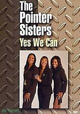 The Pointer Sisters - Yes We Can u.a Fire, Jump (For My Love), I'm So Excited