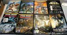 Titan Quest + Immortal Throne PC, Dawn of War Gold + Galactic Civilizations 2 II