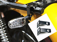 Turn Signal Seat Mount Bracket For Triumph Bonneville SE Thruxton Scrambler Cafe