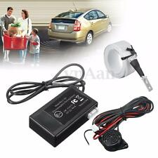 12V Electromagnetic Auto Car Parking Reversing Reverse Backup Radar Sensor Alarm