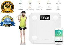 YUNMAI Mini Smart Weight Body Scale Digital BMI Bluetooth Support iOS & Android