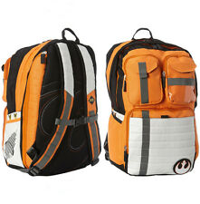 Star Wars Officially Licensed Rebel Alliance Icon Costume Backpack School Bag