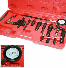 Diesel Engine Compression Master Auto Car Truck Tractor Tester Tool Kit