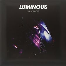 THE HORRORS - LUMINOUS-DELUXE EDITION  VINYL LP + DOWNLOAD NEU