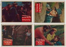 1956 Ask Elvis Presley Trading Card # 66 Go Back To Vance