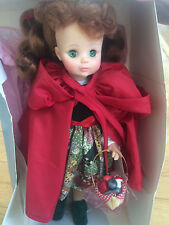 """LOWEST PRICE! NEW IN BOX Madame Alexander LITTLE RED RIDING HOOD 14"""" Doll"""