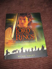 The Lord of the Rings: Official Movie Guide by Brian Sibley (2001, Paperback)