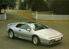 Lotus Esprit Turbo SE 1990-91 UK Market Leaflet Sales Brochure