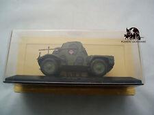 Miniature IXO Char Français AMD 35 Panhard 178 Militaire 6e Cuirassiers 1940