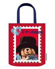Oso Paddington 'Fresco Britannia' Bolso Tote i love london NUEVO CON ETIQUETA