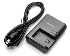 Battery Charger for CG-800E Canon LEGRIA FS19 FS20 FS21 FS22 FS30 FS31 FS36 FS37