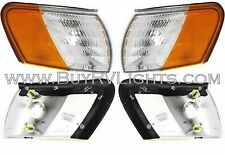 GULF STREAM CRESCENDO 2004 2005 2006 PAIR TURN SIGNAL LIGHTS CORNER LAMPS RV