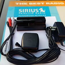 Stratus 6 Sirius Complete Home Docking Kit NEW!